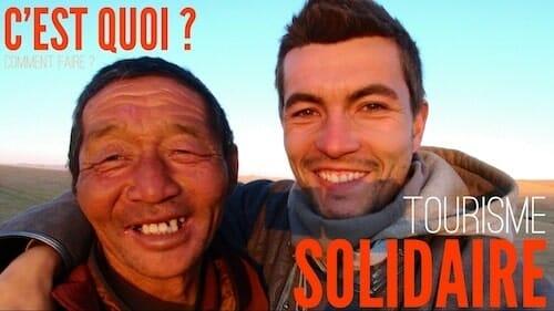 tourisme solidaire quoi comment faire