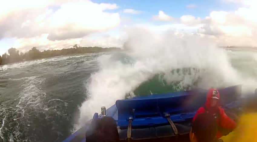 saute moutons bateau turbbine