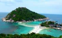 vizeo Koh Tao thailande