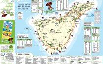 carte lignes de bus Tenerife