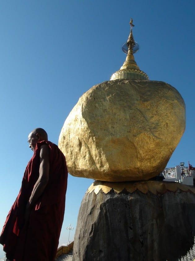 Kyaiktho rocher d'or que faire en Birmanie?