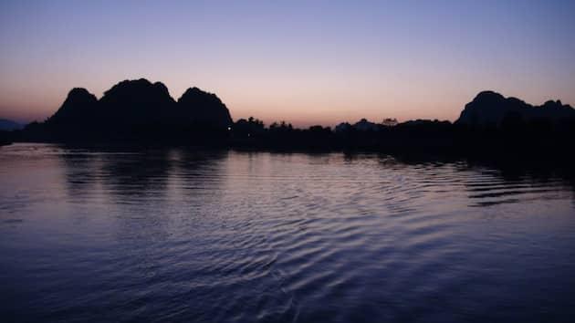 que faire en Birmanie Mawlamyine Hpaan ferry