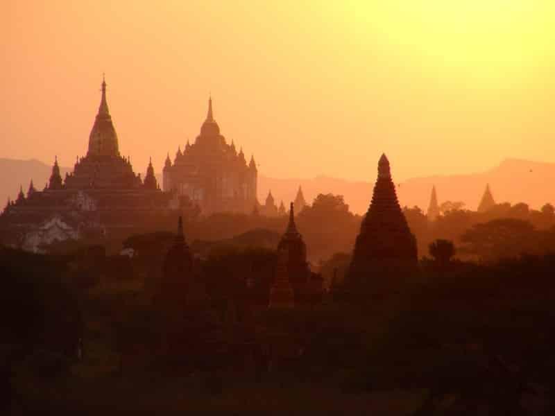 Birmanie Bagan que faire en Birmanie