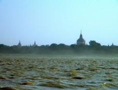 fleuve bagan birmanie