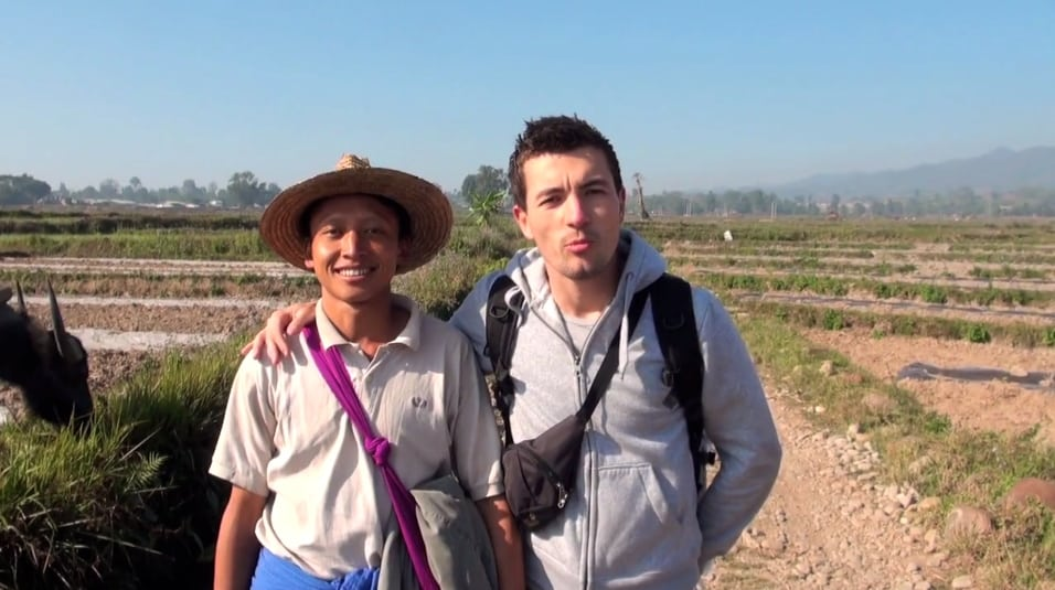 guide trek hsipaw Birmanie
