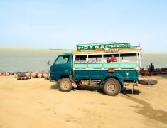 rickshaw bagan