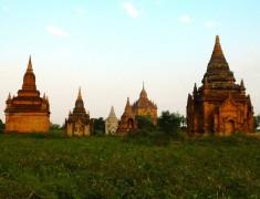 temple de la vallée de bagan