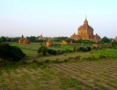 vallee des temples bagan Birmanie