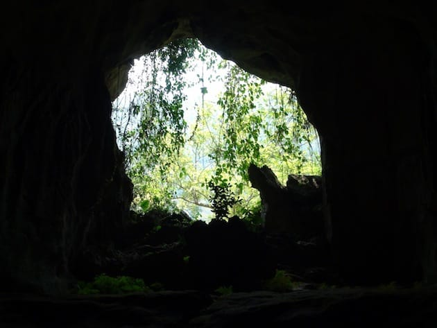 Muang Ngoy Laos  City new picture : Au fond de la grotte : Muang Ngoy, Laos