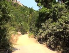 route koh tao thailande