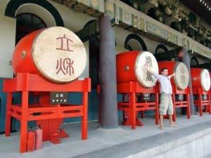 1. Alex Tour du tambour xian chine
