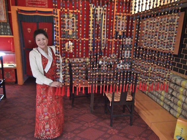 cérémonie du thé chengdu chine
