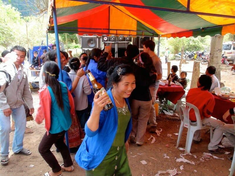 fete boucle moto thakhek laos