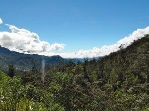 montagnes vallée du Baliem Papouasie