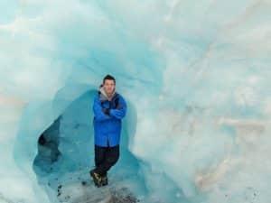 alex franz joseph glacier nouvelle zélande.