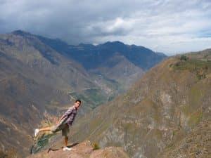 alex canyon de colca arequipa pérou