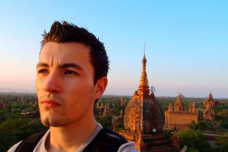 Alex globetrotter vizeo Birmanie