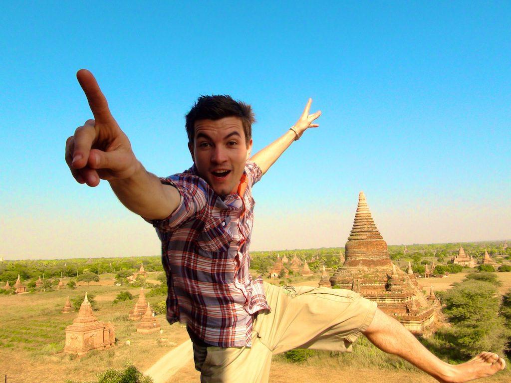 Alex tour du monde vizeo Birmanie