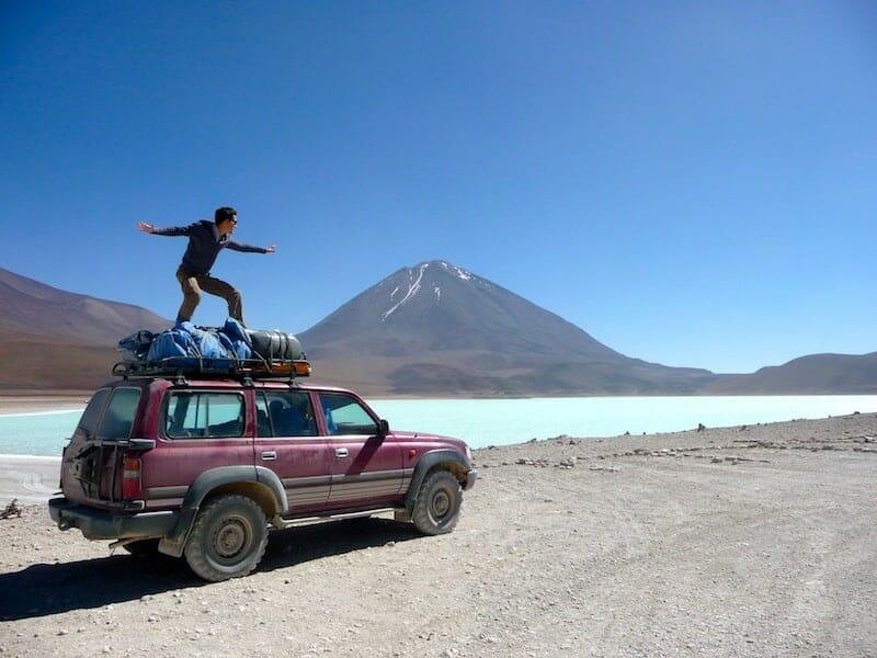 vizeo voyage en à dos bolivie