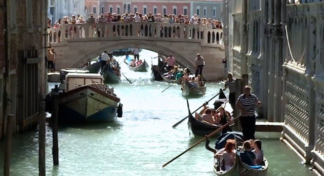 Visiter venise weekend vizeo