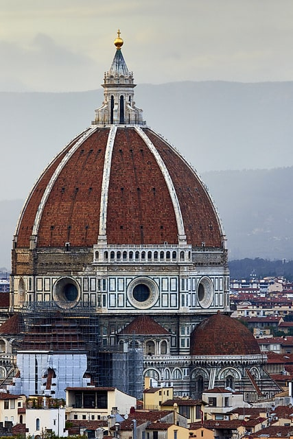 cathedrale florence dome