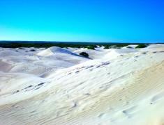dune de sable road trip australie ouest