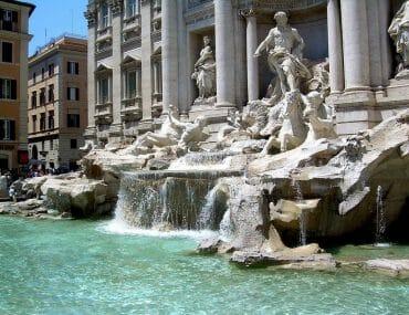 que faire a rome fontaine trevi