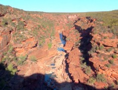 Canyon parc national de Kalbarri