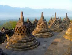 tour du monde indonesie