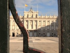 Palacio real visite madrid