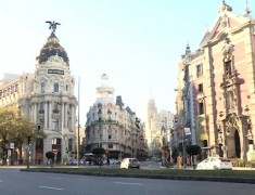 edifice metropolis madrid gran via