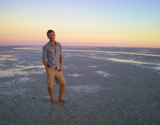 alex plage broome australie