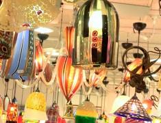 artisanat en verre murano