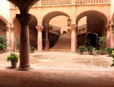 pation quartier santa eulalia vieille ville palma de majorque