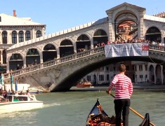 pont rialto grand canal venise