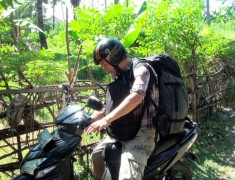 scooter a bali