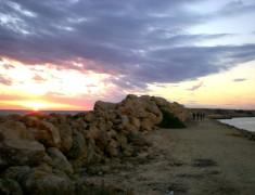 coucher de soleil cote ouest australie