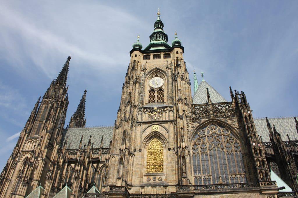 cathedrale saint guy prague visiter
