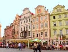 facade place de la vieille ville prague