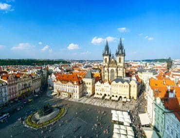 place vieille ville vister prague