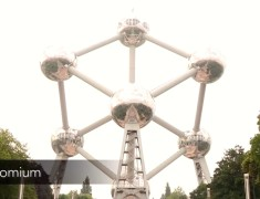 atomium bruxelles belgique