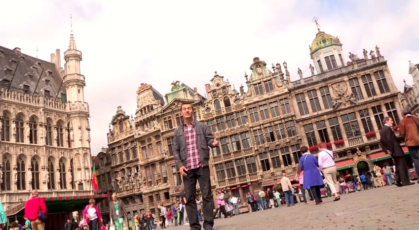 grand place bruxelles weekend
