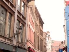 rue bruxelles tintin