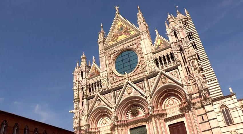 cathedrale sienne italie