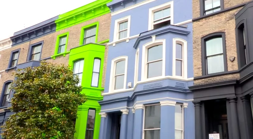 maison portobello street