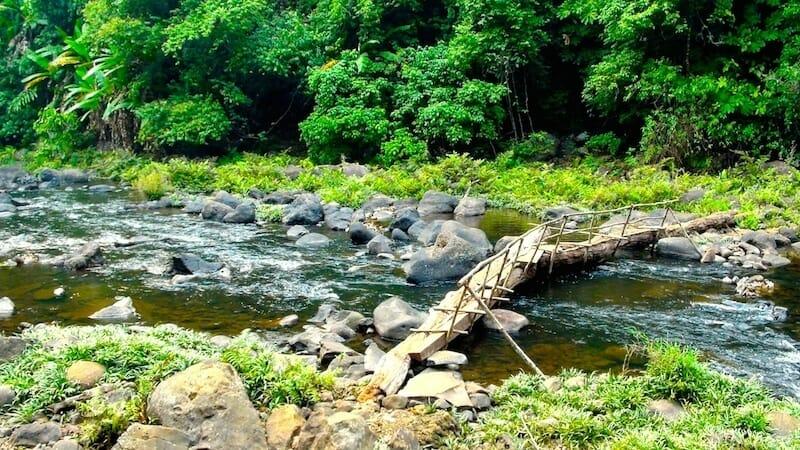pont region des bolovens