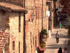 rue Monteriggioni italie