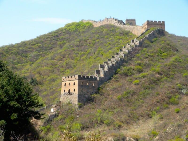 tourelle renovee grande muraille
