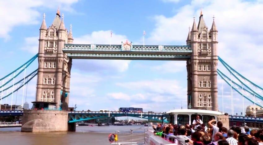 tower bridger visite de Londres