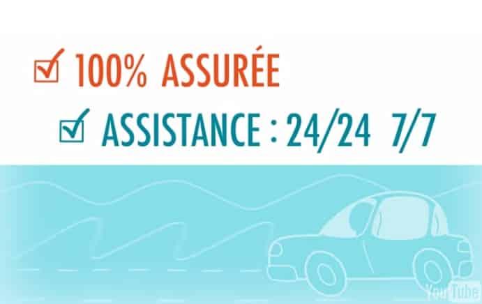 assurance travelercar